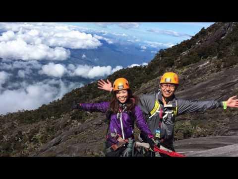 WALK THE TORQ at Mt  Kinabalu 8 April 2017