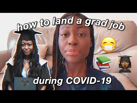HOW TO GET A GRADUATE JOB during a PANDEMIC   JOB SEARCH HACKS for ENTRY LEVEL AND RECENT GRADS 2020