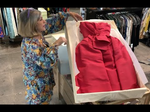 Doris Raymond's Yves Saint Laurent For Christian Dior Private Collection/ Unboxing/ Haul