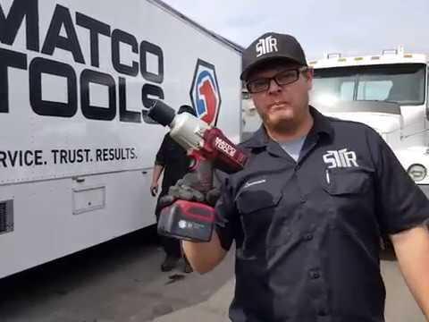 Matco 1 2 Electric Impact Vs Milwaukee Fuel