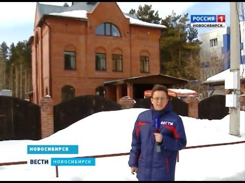 """Фонд """"Возрождение"""". Вести Новосибирск - репортаж о нашем центре реабилитации"""