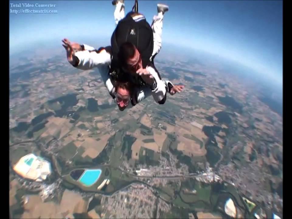 parachutisme azelot 54