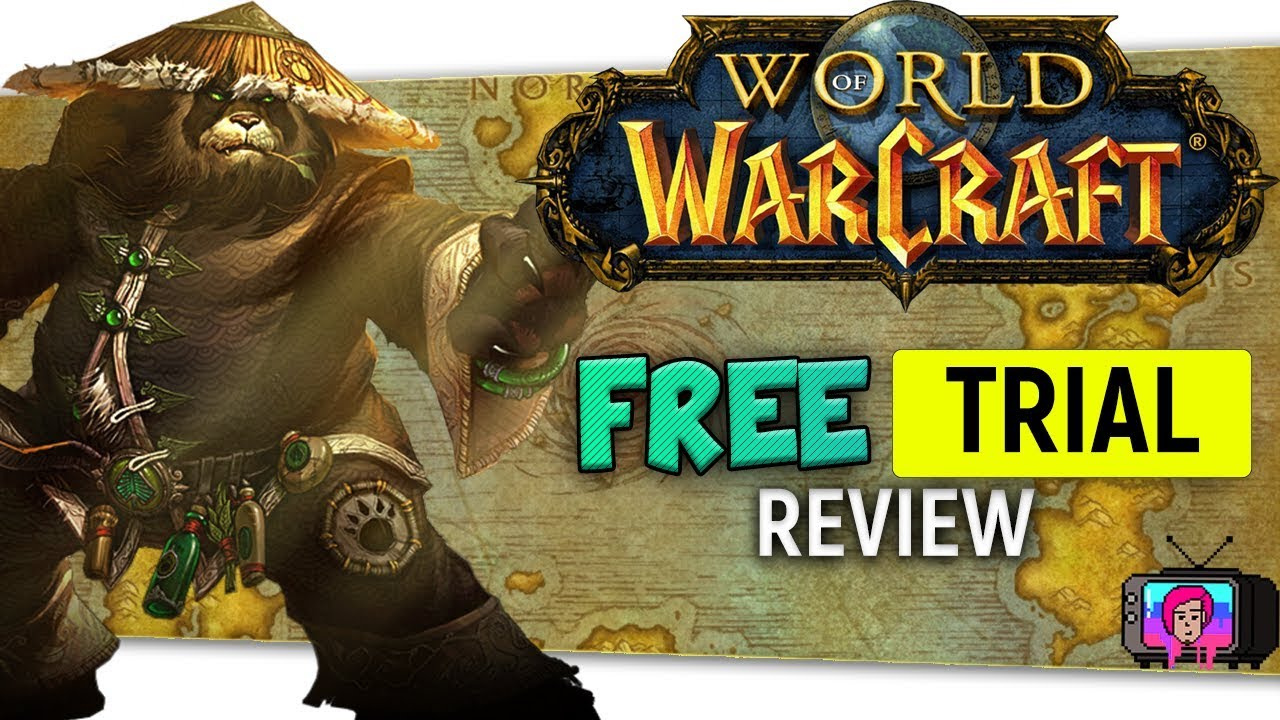 world of warcraft free trial 2018