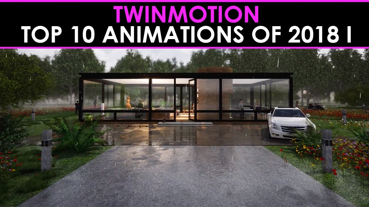 Twinmotion 2018 - JRA Vectorworks CAD Sales & Training