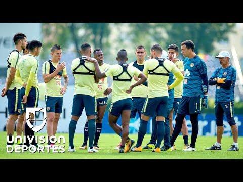 Estos son los 11 del América que enfrentarían a Cruz Azul por la Copa MX