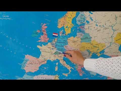 Простой способ учить географию