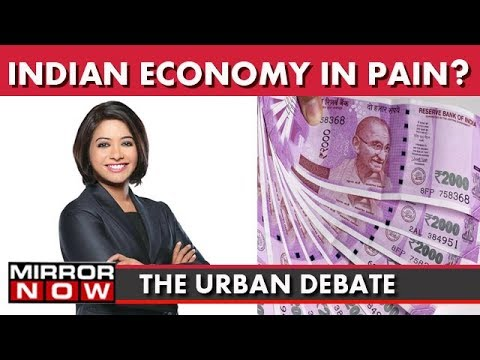 Government Measures Have Put Indian Economy In Doldrums? I The Urban Debate