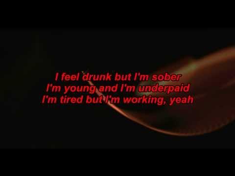 Hand In My Pocket  Alanis Morissette with Lyrics