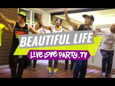 Beautiful Life by Sasha Lopez | Zumba® Fitness | Live Love Party