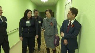 Губернатор Югры Наталья Комарова работала в Нягани