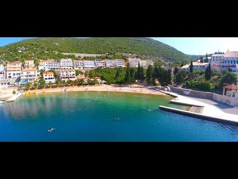 Neum 2015 - Bosnia and Herzegovina - Snimci iz zraka - Aerial Footage