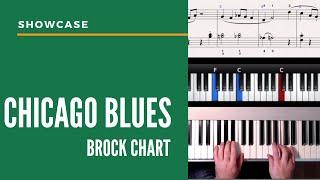 Chicago Blues | Early Intermediate Piano Solo