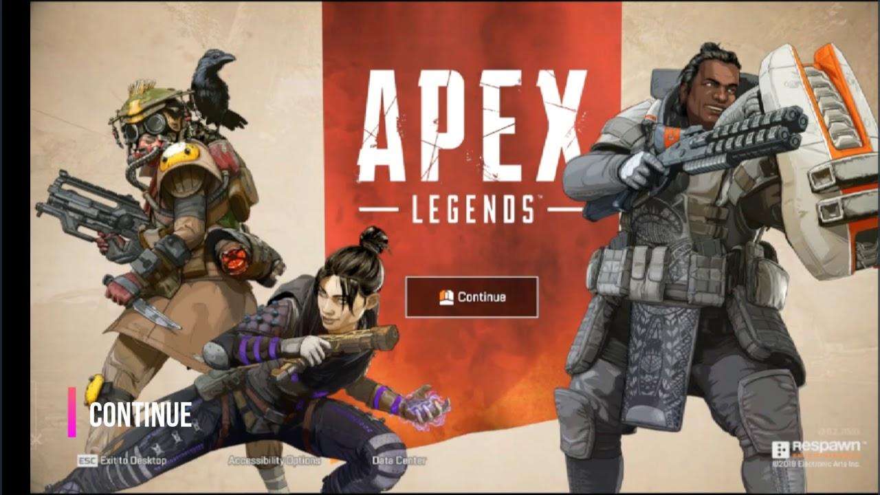 "Apex Legends Error: Fix!!! Persistence Read Complete for Data Storage  ""Respawn"" Failed."