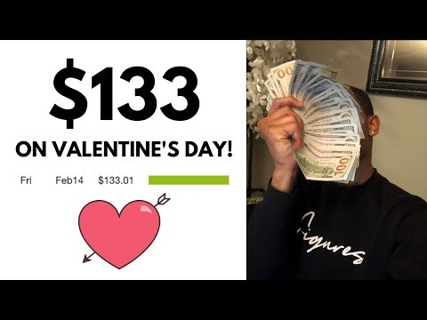 🤑$133 ON VALENTINES DAY! (ClickBank Affiliate Marketing Proof 2020)