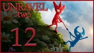 Unravel 2 - Кооператив - Ashes to ashes [#12] | PC