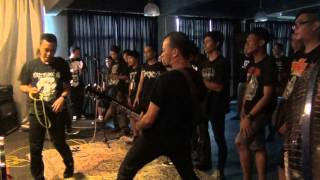 Compulsion To Kill @ Sick Fast Loud Kuching part 2