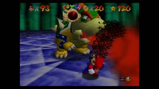 My Collection of Super Mario 64 Deaths