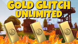 Get Anything For Free In The Item Shop !! *GOLD GLITCH* Fortnite Save The World