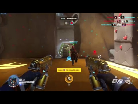 Overwatch Lazy QP
