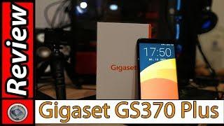 Gigasets BESTES Smartphone?! / Gigaset GS370 Plus Review [Deutsch / German]