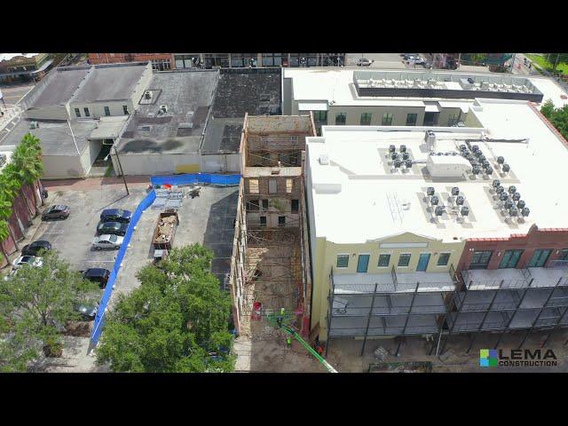 Casa Pedroso   Ybor City, Tampa   September 2021