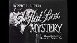 Short Comedy Crime Drama - The Hat-Box Mystery (1947)
