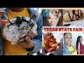 WHAT I ATE AT THE TEXAS STATE FAIR 2018