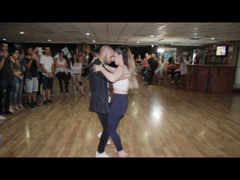 "Motty And Gilat @Sensual Bachata Special Lesson  ""Hello"""