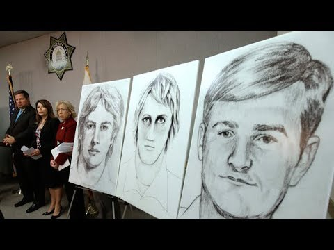 Suspect arrested in Golden State Killer case