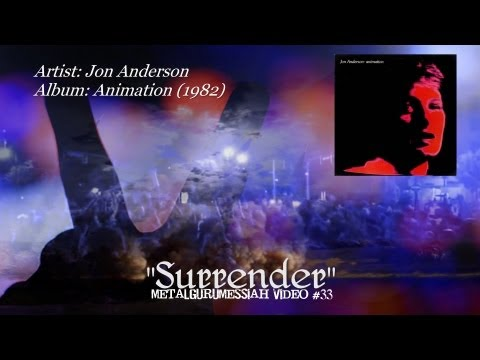 Jon Anderson - Surrender (1982) HQ Audio HD Video