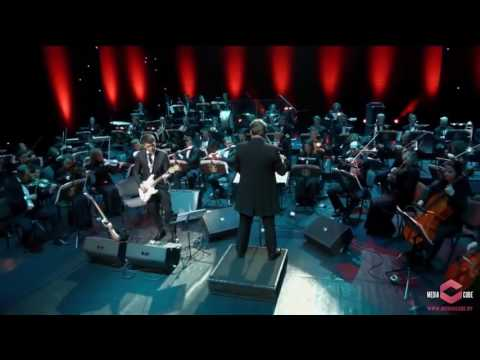 "Viktor Tsoi, ""Gruppa Krovi"" performed by Yuri Kasparian and the Belarus Republic Orchestra"