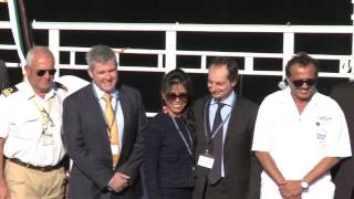 Varo del FRSU Toscana   OLT Offshore LNG Toscana