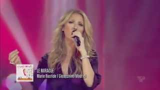"Celine Dion ""Le Miracle"" 100% LIVE -  TV Special Resimi"