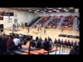 Bismarck High School Basketball vs Williston Coyotes 12-15-17
