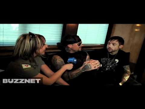 Good Charlotte Interview: The Bamboozle Roadshow