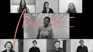 Rise Up - Andra Day (2020 A CAPELLA cover ft. 3rd Avenue) ♡, 𝙼𝚘𝚛𝚒𝚜𝚜𝚎𝚝𝚝𝚎