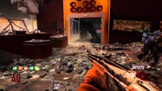 [World Record] Black Ops 2 Zombies