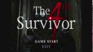 Resident Evil 2 - Secure Place [The 4th Survivor Remix] by Eric J.