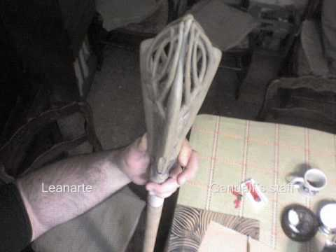 Gandalf´s Staff By Leanarte ( Leandro A. Petrola, 2009) Lord Of The Rings Full Version