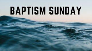 Baptism Sunday Dane & Caleb