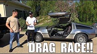 The Slowest Drag Race Ft Salomondrin & Vehicle Virgins!!!