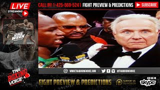 🔴Larry Merchant Live On Wilder vs Fury, Anthony Joshua❗️Spence vs Crawford🤴🏾