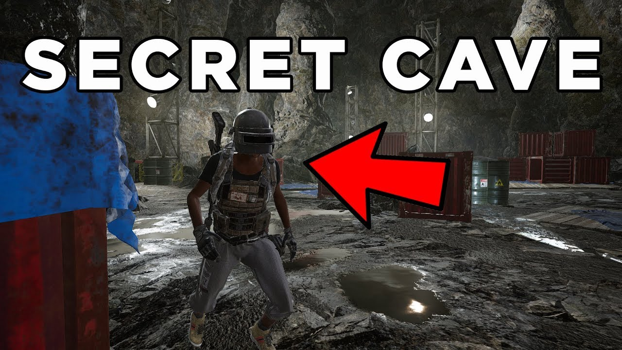 INSANE SECRET VIKENDI CAVE! (w/ chocoTaco) - PUBG Update