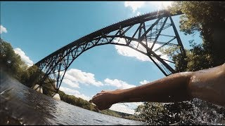Exploring Islands In The Middle Of River!
