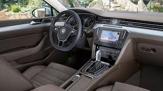 New 2015 VW Passat Interior