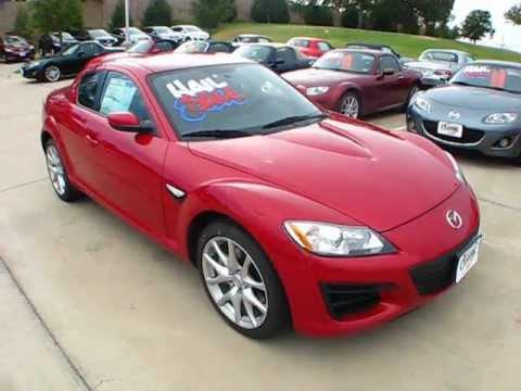 2011 Mazda RX-8 Sport Start Up, Exterior/ Interior Review