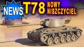 T78 - nowy niszczyciel - potrzebny? - news - World of Tanks