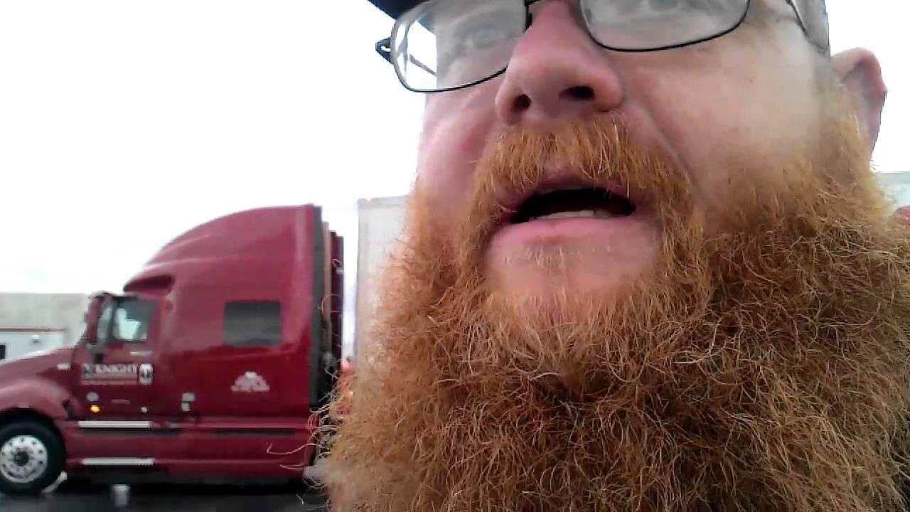 Knight Transportation lake Phoenix terminal 9/8/14 - YouTube
