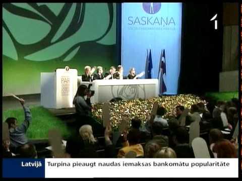 Sociāldemokrātiskās partijas «Saskaņa» pirmais kongress