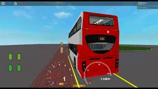 ROBLOX LFR ADL Enviro 500 Showcase